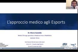 Isokinetic: L'approccio medico agli E-Sports, l'intervento del dott. Gastaldo agli Stati Generali Mondo Lavoro Sport 2020