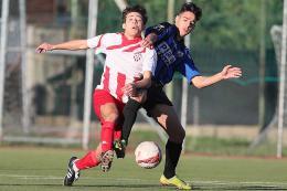 BSR Grugliasco - Ciriè Under 19: Esordio con vittoria, decide un colpo di testa di Colombini