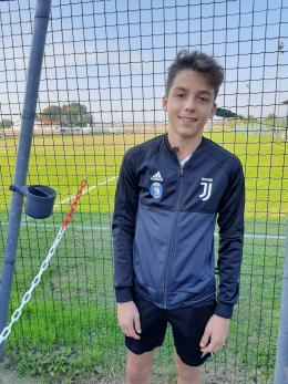 Sanmartinese - Città di Baveno Under 14: Sansone, Zanoia, Bonanno e Vidoli trascinano la squadra di Portalupi