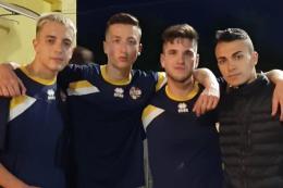 Atletico Bussero-Nuova Frontiera Under 19: Ghislotti si prende il pallone