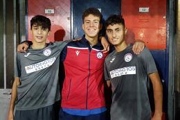 Lucento - Rosta Under 16, Icardi risponde a Fabozzi, la decide Spadino Cirillo