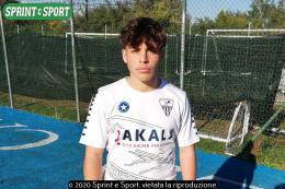 Chisola - Acqui Under 16: Gramuglia immarcabile, non basta Robbiano