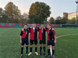 Cit Turin - Pianezza Under 14: Mereu giostra il poker rossoblù