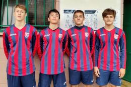 Bm Sporting - Biassono Under 16: Doppio Brivio, Mauri e Mastrullo, Marangi riprende dove aveva lasciato
