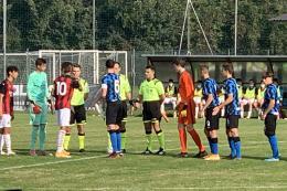 Inter-Milan Under 16: nerazzurri, che carattere! Di Maggio e Vedovati regalano la vittoria nel derby