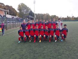 Spazio Talent Soccer - Pianezza, Under 16: Hachmaqui e Ianovici mettono le ali, trionfo rossoblu