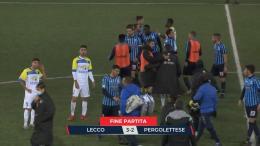 Lecco-Pergolettese Serie C: Sentenza Giudici in una vittoria sofferta per D'Agostino, ma De Paola deve essere fiducioso per il futuro