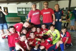 Buccinasco Esordienti 2008, il tecnico Gianluca Calabretta e l'amore per la sua squadra