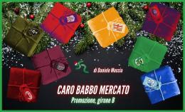 Caro Babbo Mercato, episodio 3: la Promozione B scrive la letterina di Natale