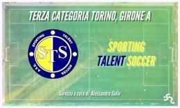 Sporting Talent Soccer, Bentivoglio: «Ho ottimi giocatori di esperienza ma punto sui giovani»