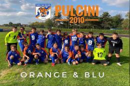 Calcio San Giorgio Pulcini 2010, i tecnici Confente e Luraghi puntano tutto sulle nuove squadre