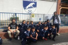 Aprile 81 Esordienti 2008, il tecnico Valerio Vesciano guarda al futuro: «Giocare, imparare e crescere insieme»