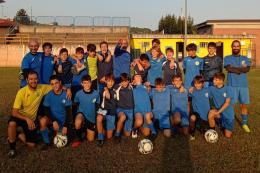 Città di Cossato Under 14: Giambattista Amorosi, obiettivo far crescere i ragazzi per la prima squadra
