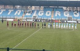 Giana Erminio-Olbia Serie C: lombardi eroici in dieci, Zanellati para tutto