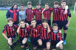 Luino Under 16, Granai: «Ai ragazzi manca il pallone»