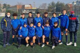 MoDeRNa Bacigalupo Under 16: La furia offensiva di Valerio Maccioni