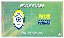 Villar Perosa Under 19, Sergio Falco è ambizioso: «Puntiamo al secondo posto alla ripresa del campionato»