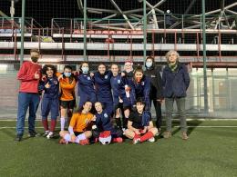 Under 17 Femminile del Cit Turin: Caffaro-Sfriso, la coppia che sogna il tiki-taka
