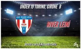 River Leinì Under 19, Benfante: «Stiamo già pensando alla prossima stagione, vorrei partecipare a qualche torneo di preparazione»
