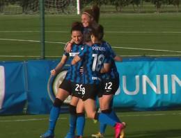 San Marino-Inter Serie A Femminile: il poker di Tarenzi e la rete di Simonetti spengono le speranze di salvezza delle titane