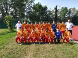 Legnarello Under 15: preparatore dei portieri e allenatore, si presenta così Fabio Gambazza