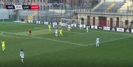 Juventus U23 - Lucchese Serie C: il gol di Bianchi non basta, riacciuffa il pari Marqués