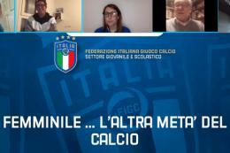 Incontro formativo sul calcio femminile: intervenuta alla serata anche l'azzurra Valentina Bergamaschi