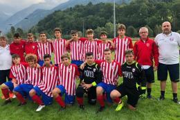 COSOV Villasanta, Under 17: il tecnico Marchesi, centrato il primo obiettivo, continua la preparazione dei ragazzi alla Juniores