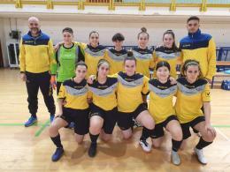 Luca Gatti, presidente dell'Accademia Calcio Bergamo porta la propria squadra ai campionati nazionali:«Era l'unico modo per poter far giocare le ragazze»
