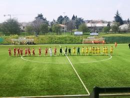 Monza-Parma Under 18: un pareggio agguantato nel finale, a Caccavo e Dragone rispondono Tannor e Marsetic