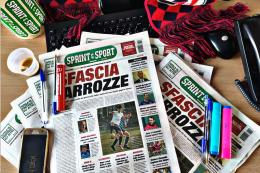 Podcast dalla redazione: scopri gli argomenti di Sprint e Sport in edicola lunedì 24 maggio