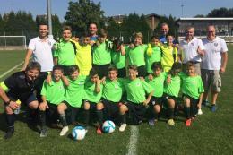 Villa Cassano Under 14, Megetto: «Sempre giocare la palla senza paura. La stagione ormai è quella che è»