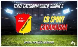 Terza Categoria, la nascita della CB Sport Caramagna è una nuova opportunità per il paese
