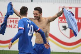 Casatese-Scanzorosciate Serie D: clamorosa rimonta e vittoria dei biancorossi all'ultimo secondo,  Pontiggia eroe di giornata