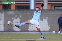 Chieri-Folgore Caratese Serie D: Benassi e Valenti, scatto salvezza degli azzurri