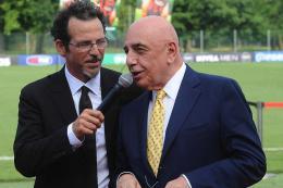 Crudelizia: Adriano Galliani, l'altra metà di Silvio Berlusconi