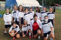 L'Under 15 Femminile del Boys Calcio: le Girls Ovada sotto la guida di Lidia Fossati