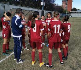 L'Under 15 Femminile dell'Olimpia SQ: una famiglia nata e cresciuta con Roberto Di Stefano
