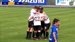 Cesena-Brescia Serie B femminile: le bianconere non si lasciano intimidire dalla Leonesse