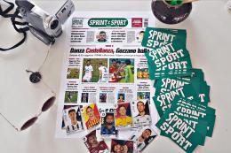Podcast dalla redazione: scopri gli argomenti di Sprint e Sport in edicola lunedì 31 maggio