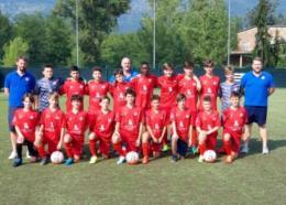 Gussago Under 15, il tecnico Paolo Fiorucci: «Cerco di formare dei calciatori pensanti»