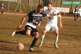 HSL Derthona-Sanremese Serie D: la furia macedone non basta, Demontis fa 1-1