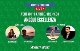 Angolo Eccellenza: da questo venerdì il nuovo format targato Sprint e Sport