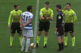 Pro Patria-Novara Serie C: la cannonata di Lanini apre i giochi, Malotti mette il punto ad un match agguerritissimo