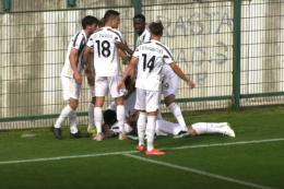 Juventus U23-Carrarese Serie C: torna al gol Vrioni su rigore, prima sconfitta per Totò Di Natale