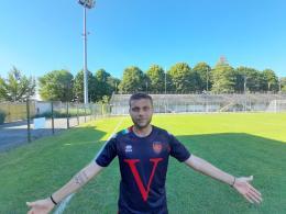 Vogherese-Pavia Eccellenza: un derby acceso si tinge di rossonero grazie a Castellano