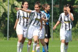 Inter-Juventus Under 15 Femminile: gol capolavoro di Emma Xhumaqi e resistenza, colpaccio bianconero con l'aiuto dei legni