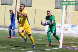 Fossano-Casale Serie D: Colombi annulla un'altra impresa blues firmata De Souza e Alfiero