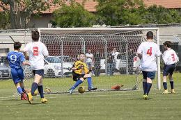 Juvenilia-Seregno Esordienti 2008: Budal, Hanafi, Tenace, Pica e Leonardi alla festa del gol in una partita bellissima