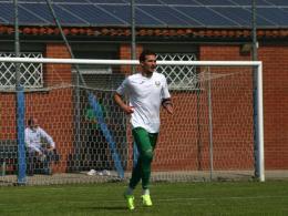 Liguoro, innesto d'oro per il Castellazzo: gol capolavoro contro la Pro Dronero
